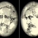 Charles Dickens - Der Unnachahmliche - Grafik von C.POM