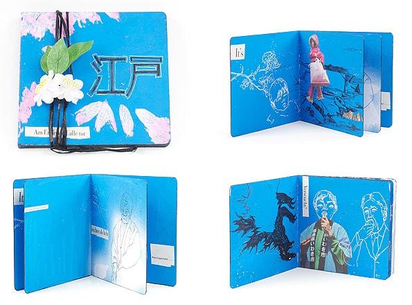 Künstlerbuch 11.03.2011 Edobooks