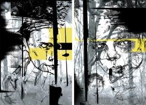 wildchild - Grafik von Claudia Pomowski (C.Pom)