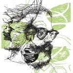 """Illustration """"How"""" für die Belletristik 12 von Claudia Pomowski"""